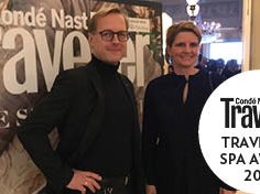 Condé Nast Traveller Spa Guide 2019 best spa Park Igls Mayr Clinic Andrea Gnaegi Peter Gartner