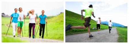Aktiv gesund - Bewegung als Bestandteil der Modernen Mayr-Medizin im Parkhotel Igls