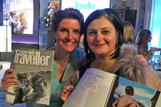 Condé Nast Traveller Spa Awards 2017