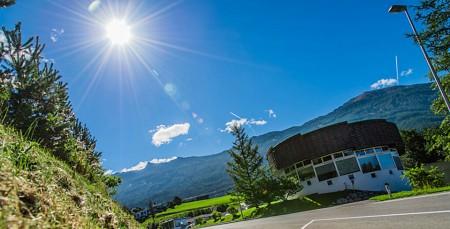 Licht und Gesundheit im Parkhotel Igls - Moderne Mayr-Medizin mit Lichtkonzept der Firma Bartenbach