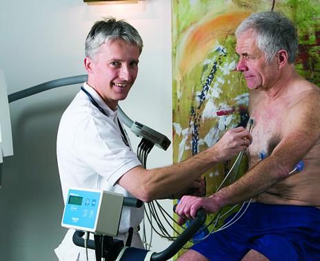 Gesundheitliche Risikoabklärung im Parkhotel Igls - Modern Mayr Medical Check
