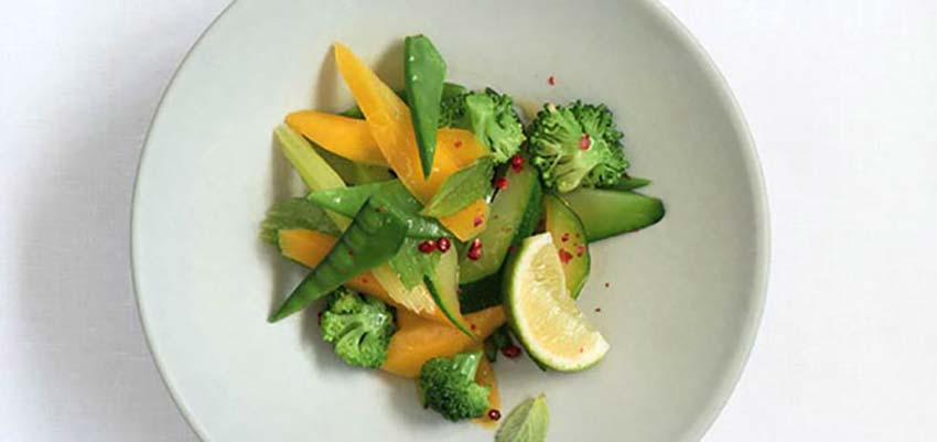 Gemüsewok and Co Gute-Laune-Rezepte aus dem Park Igls