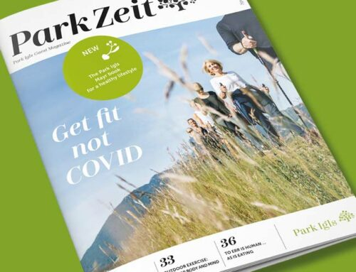 New edition ParkZeit spring/summer 2021