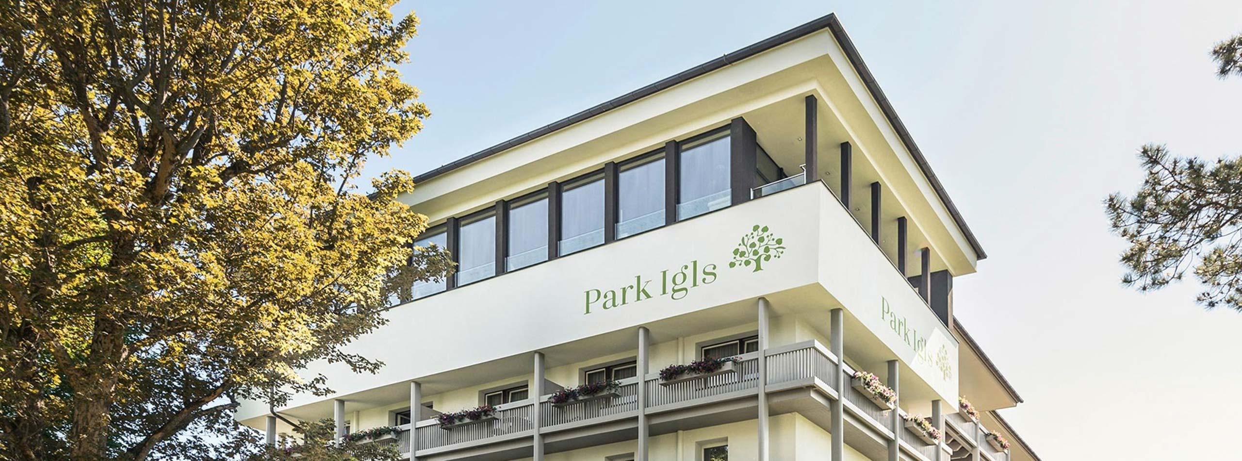 Kontakt Gesundheitszentrum Park Igls