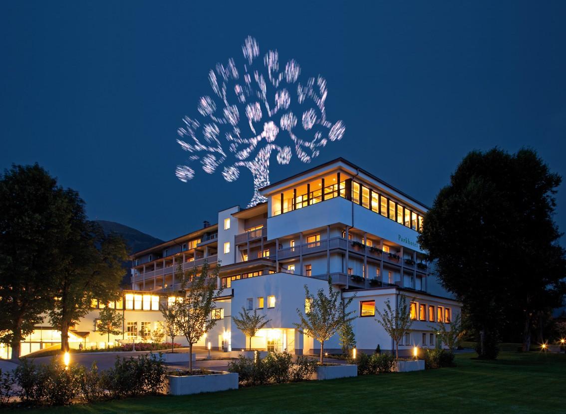 Silvesterangebot mit F. X. Mayr im Parkhotel Igls in Tirol / Österreich