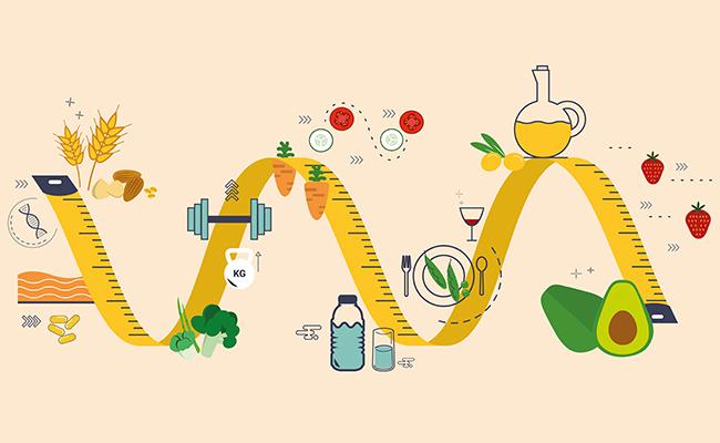 Metabolism Modern Mayr Medicine Mayr Clinic Park Igls Tyrol Austria graphic