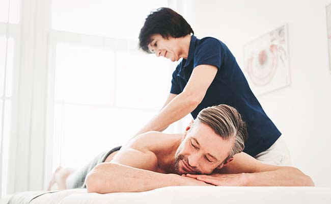 Neuro @ Mary massage Park Igls Mayr Clinic Tyrol Austria Innsbruck