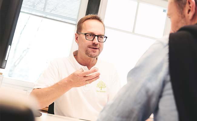 Neuro @Mayr Dr. Gartner Moderne Mayr Medizin Park-Igls Gesundheitszentrum Innsbruck Tirol