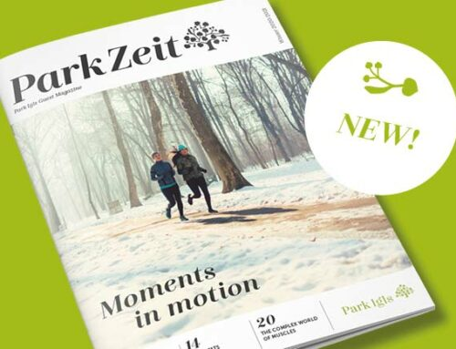 Introducing the new Autumn/Winter 2020 ParkZeit
