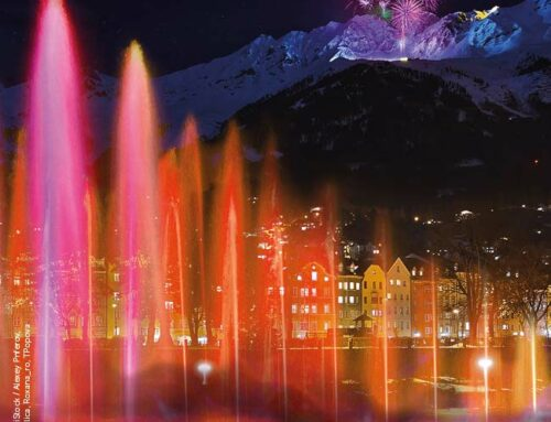 Park Igls: New Year's Eve