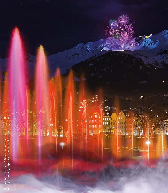 Park Igls Gesundheitszentrum Tirol Silvester