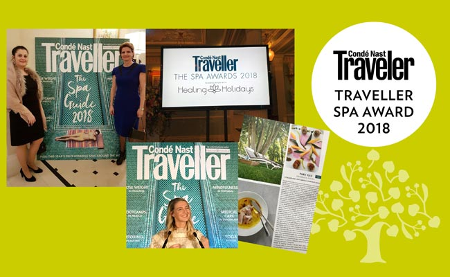 Park Igls Gesundheitszentrum Innsbruck Tirol Condé Nast Traveller Spa Guide 2018
