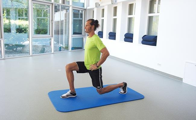 Park Igls Gesundheitszentrum Tirol FX Mayr Österreich Fitnesstraining Dr. Peter Gartner