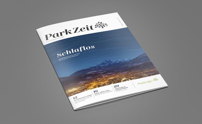 Park Igls Gesundheitszentrum Tirol Moderne Mayr-Medizin Gaestemagazin ParkZeit
