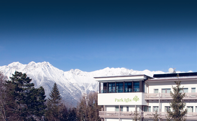 Park Igls Mayr Clinic Tyorl Austria A healthy start to the New Year