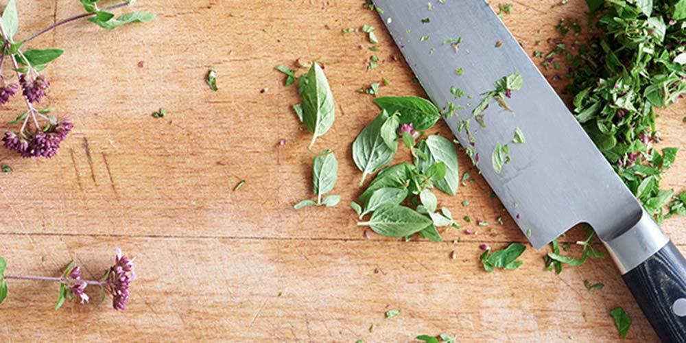 Kochen mit Kräutern - Rezepte aus der Modernen Mayr-Cuisine