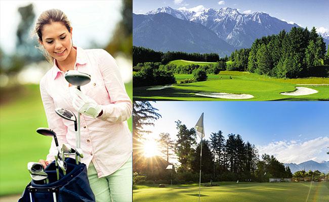 Park Igls Tirol Golf Innsbruck Igls Rinn