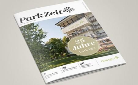 ParkZeit @Gesundheitszentrum Park Igls Innsbruck Tirol Austria