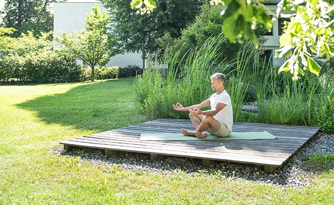 Park Igls Gesundheitszentrum Moderne Mayr Medizin Medical Yoga