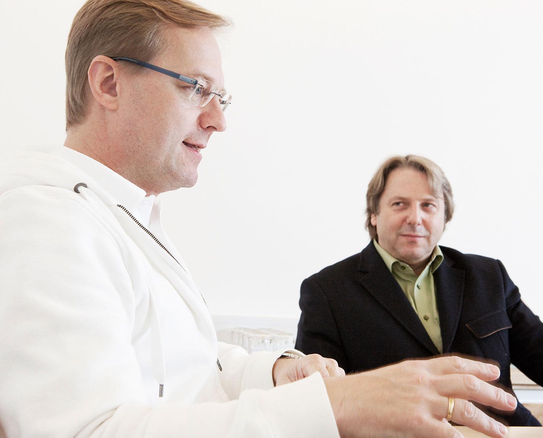 Zusammenhang Mayr-Medizin und Haut, Dr. Peter Gartner - medizinischer Leiter im Parkhotel Igls