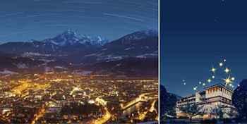 Silvester im Gesundheitszentrum Moderne Mayr-Medizin Park Igls in Igls Innsbruck Tirol Austria