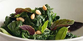Spinach Modern Mayr Medicine Mayr Clinic Park Igls Tyrol Austria spinach recipe healthy