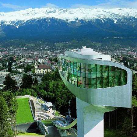 Innsbruck ausgezeichnet von CNN als Top 10-Destination