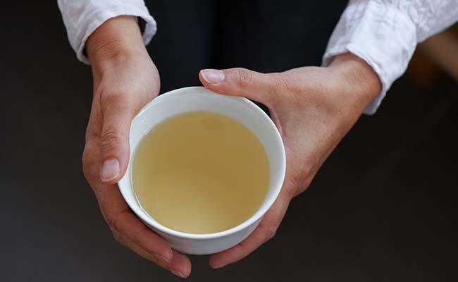 Tea Preparation Park Igls Modern Mayr Cuisine A cup of good Tea