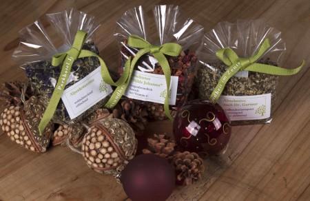 Die Geschenkbox des Parkhotel Igls – Weihnachtsgeschenke für Gesundheit und Wohlbefinden